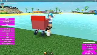 ROBLOX-BABY IS IN LOVE!!! (BABY DATING IN ROBLOX)