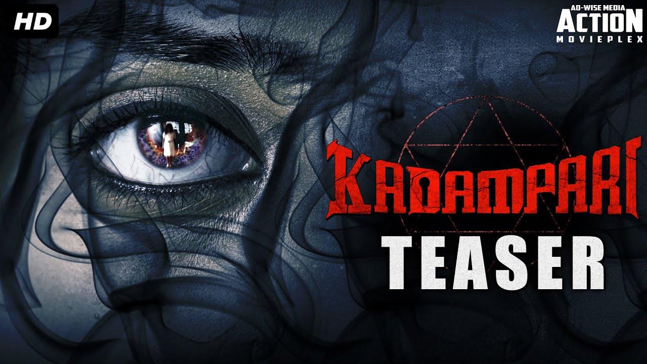 KADAMPARI (2021) Movie Teaser | New Hindi Dubbed Movie 2021 | Horror Movies In Hindi