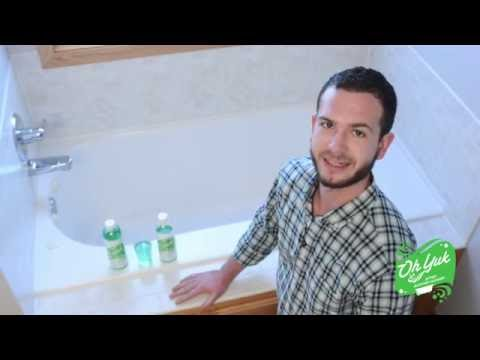 Oh Yuk: How to Clean Your Jetted Tub with Oh Yuk