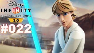 DISNEY INFINITY 3.0 #022 Luke Skywalker ★ Let