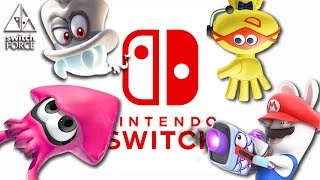Nintendo Switch - STATE OF THE SWITCH REVIEW - Mid 2017