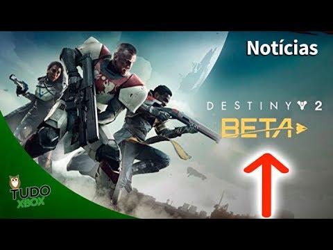 Destiny 2 Beta liberado no Japão? Mass Effect Andromeda free no fim de semana e muito +