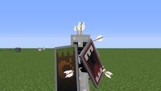 Minecraft Review 15w33c [Escudos]