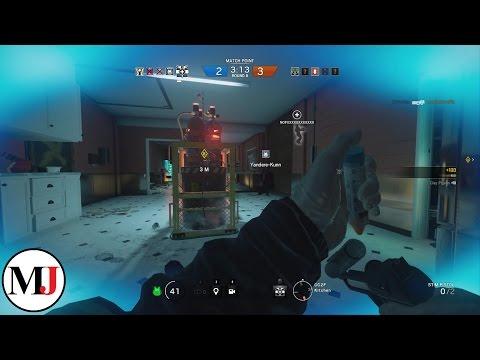 Doc, A One Man Army - Rainbow Six Siege