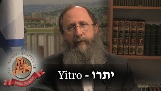 Weekly Torah Portion: Yitro