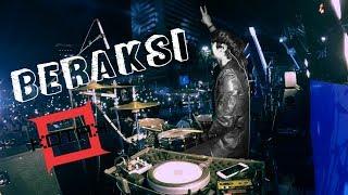 Download [KOTAK Drum Cam] Beraksi - KOTAK | Live in HUT Jakarta Trans TV | 2019 Mp3
