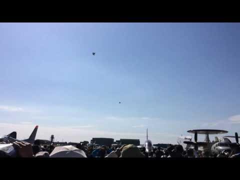 浜松基地航空祭F-15J