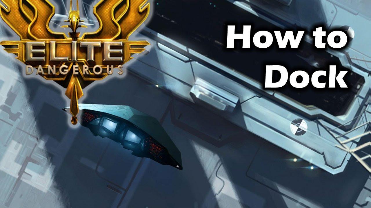 elite dangerous how to get tutorials