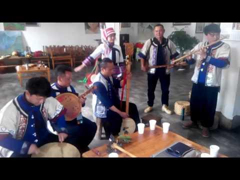 Manhu Band, Ashima 蛮虎乐队 - 阿诗玛 -石林彝族音乐
