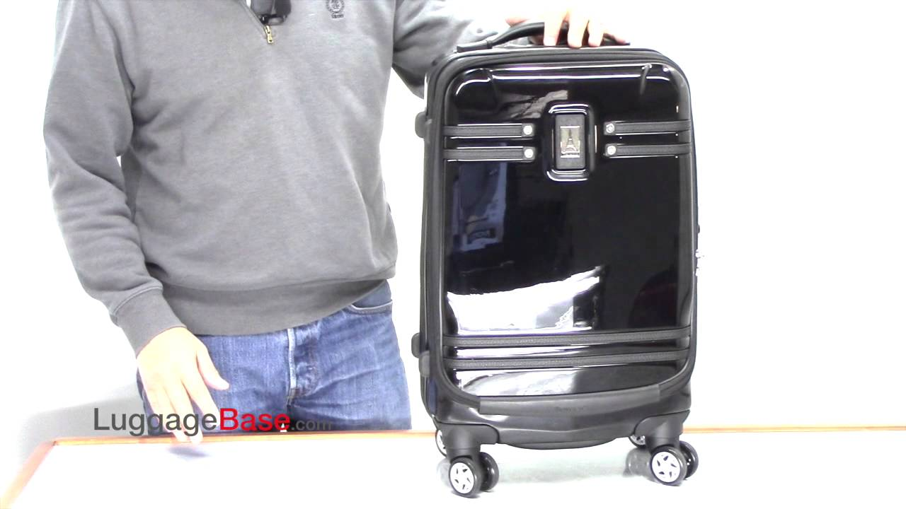 travelpro crew 10 hardside 19 inch business plus