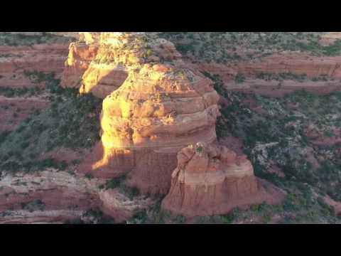 DJI Phantom 4   Sedona Arizona 2016