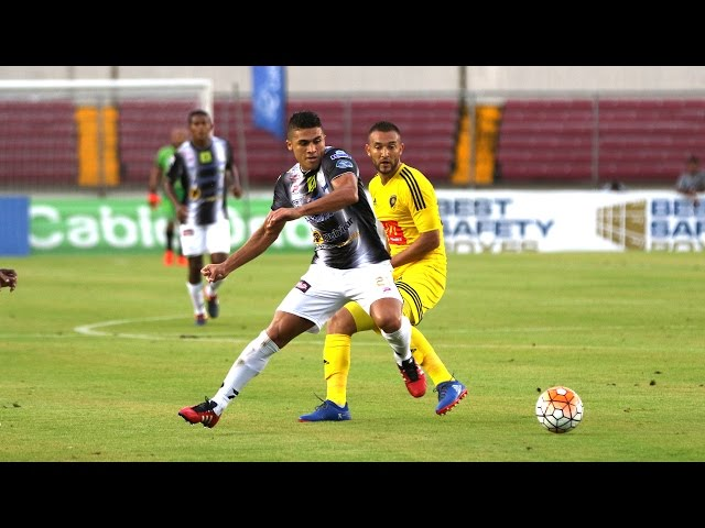 Tauro F.C. Vs Chorrillo F.C. - Torneo Apertura 2016