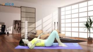 Bài tập Yoga Làm mềm cơ  - Tập yoga cơ bản tại nhà cùng Nguyễn Hiếu Yoga