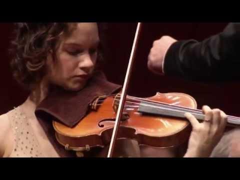 Violin Concerto (hr-Sinf., H. Hahn, cond. Järvi)