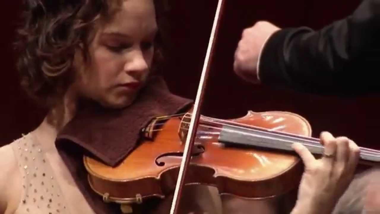 Brahms: Violinkonzert ∙ hr-Sinfonieorchester ∙ Hilary Hahn ∙ Paavo Järvi