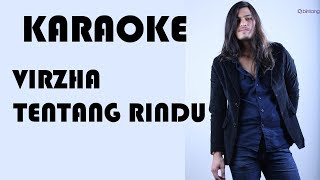 Gambar cover (NADA CEWEK) Virzha - Tentang Rindu Versi Karaoke