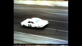 Stills from 1965 Ford Galaxie and LTD TV commercials from a 35mm Film Real NASCAR 28