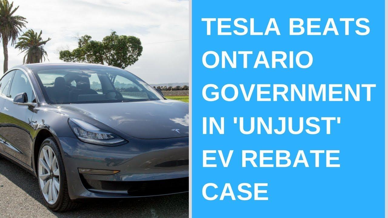 Car Technology Tesla