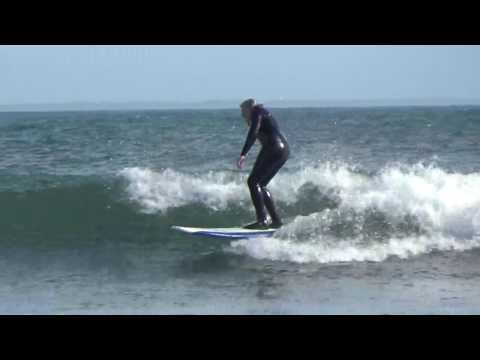 SURFING IN LONG ISLAND SOUND (novelty wave)