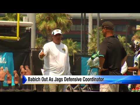 Caldwell, Jaguars begin rebuilding defense