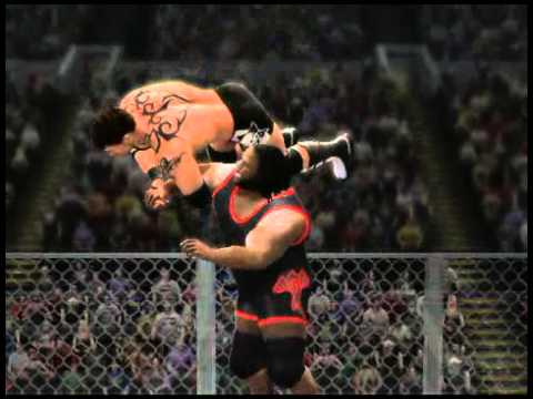 WWE '13  Mark Henry is a ninja