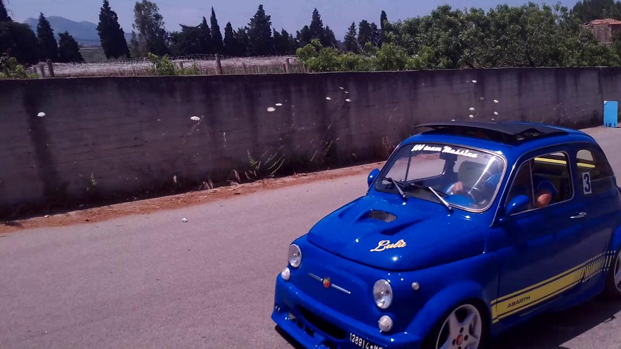 Fiat 500 Epoca Elaborate Slalom
