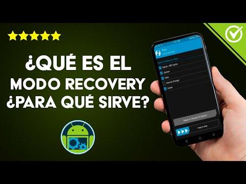 Qué es y Para qué Sirve el Modo Recovery en Android o PC y qué Clases Existen