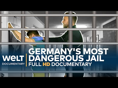 BEHIND BARS - Germany's Most Dangerous Jail | Full Documentary