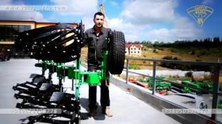 Настройка плуга ПОН -3-35 (+1) от Велес-Агро - VELES-AGRO™