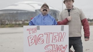 SEC Shorts - Big Ten fans seem pretty confident in their public access TV Show