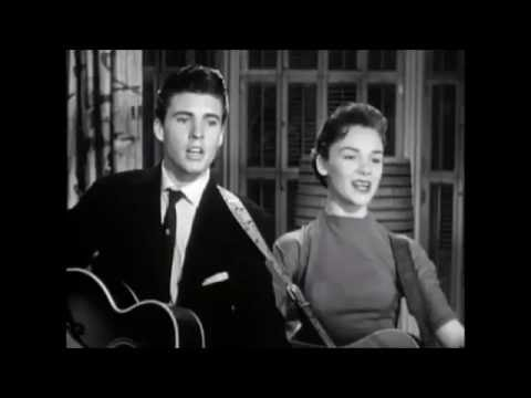 Ricky Nelson & Lorrie Collins  - Just Because