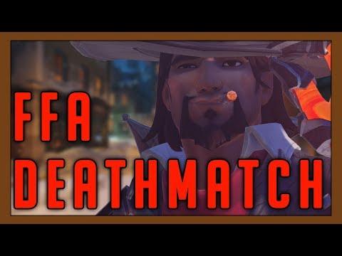 Seagull Plays FFA Deathmatch