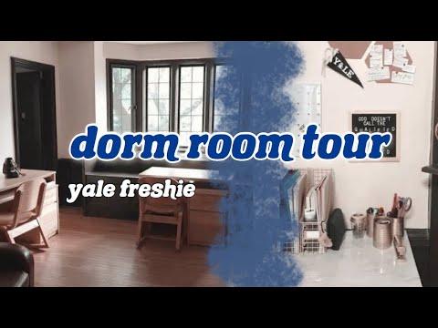 YALE DORM TOUR || 2019