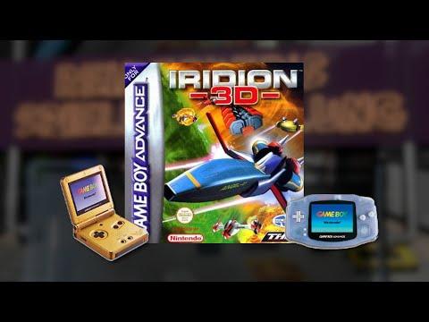Gameplay : Iridon 3D [Gameboy Advance]