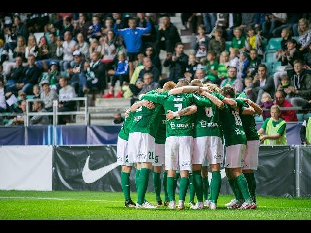 25. voor 2018: Tallinna FC Flora - Tallinna FCI Levadia 3:0 (1:0)