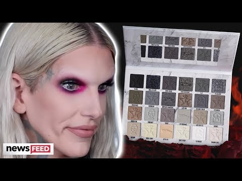 Jeffree Star SLAMMED For Controversial Makeup Palette!