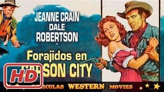 Forajidos en Carson City ★★☆ PELICULA WESTERN ☆ ★ ★ HD