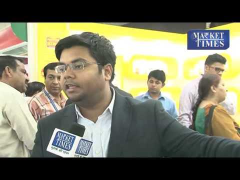 Interview of Rakesh Masala by Market Times at AAHAR International Fair-2016
