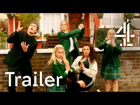 TRAILER   Derry Girls   Starts Thursday 4th January