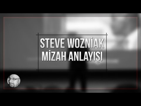 Steve Wozniak; Mizah Anlayışı