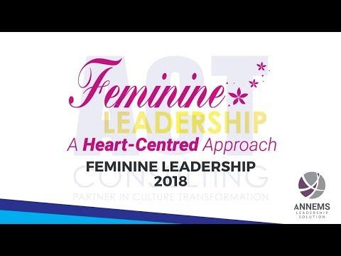 ACT Consulting - Feminine Leadership 2018