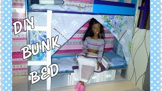 Diy Bunk Bed For Barbies ( Camarote Para Barbies)