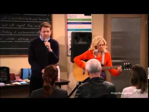 Anger Management: Patrick and Jordan sing Jose Mi Amor