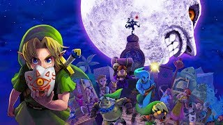 The Legend of Zelda Majorask Mask - Ti sei imbattuto in una sorte terribile? #1
