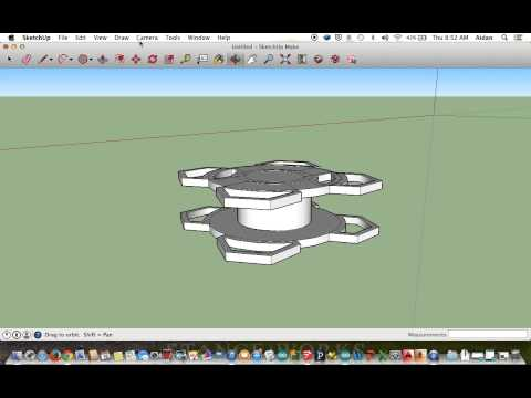 SketchUp Screen Recording