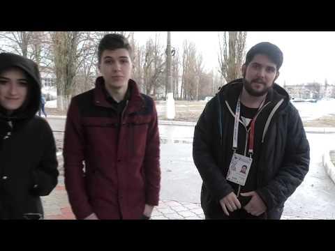 Команда КВН «Время первых» на фестивале в центральной Юго-Западной лиге г. Курск часть 2