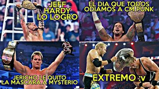 EXTREME RULES 2009 RESUMEN (ANALISIS)