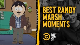 Geeking Out Over South Park's Most Dysfunctional Dad, Randy Marsh
