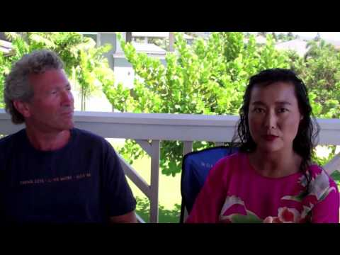 Life on Maui SHORTS with Steven Freid ~ Guests: Juliet and Mikhail, Maui Ocean Healing (EP 4)