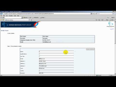 Corporate Printing Online Ordering